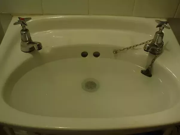 Why Do Wash Basins Have A Secondary Hole Quora