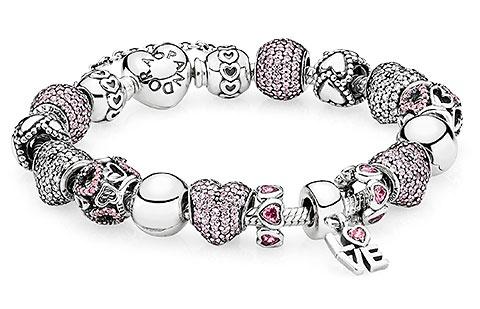 pandora bracelets charms