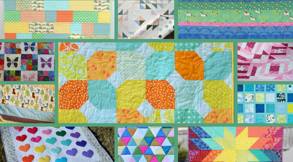 What Are Some Easy Baby Quilt Patterns For Beginners Quora