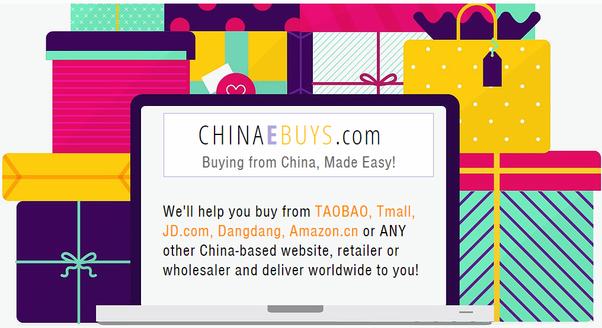 Pourquoi Taobao est-il si bon marché?