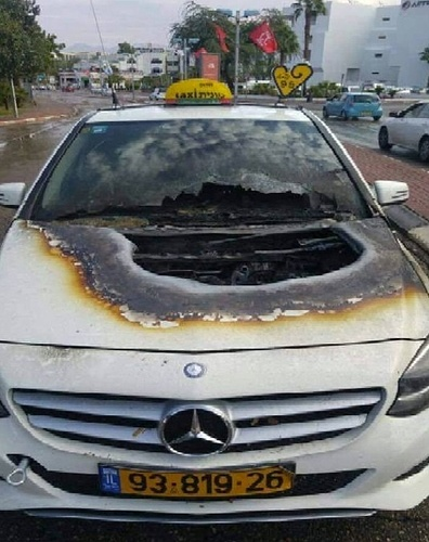 What Would Happen To A Car If A Lightning Bolt Struck It