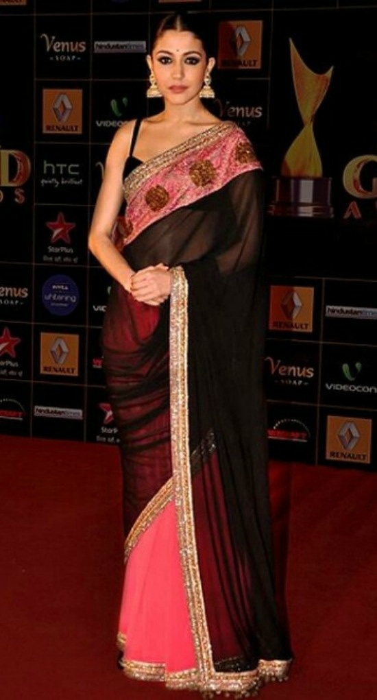 What Shade Of Lipstick Will Suit A Black Saree Quora