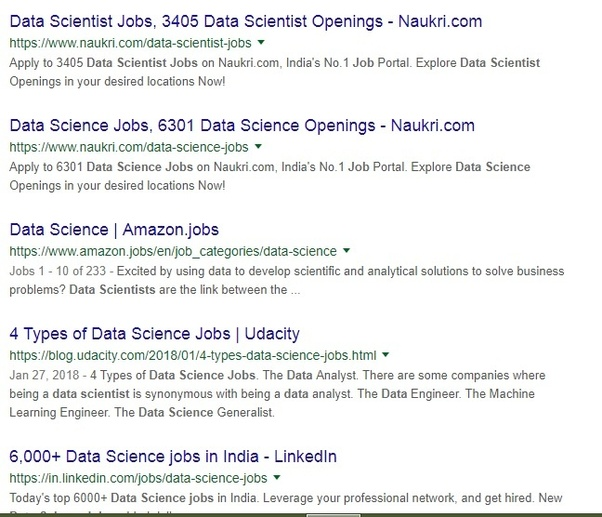 Is doing data science worth? - Quora