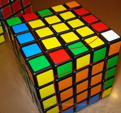 How To Solve 55 Rubiks Cube Quora