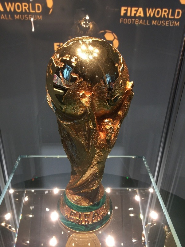 The Museum Also House A Replica Of Jules Rimet Which Was Original World Cup Trophy Design Awarded To Brazil After They