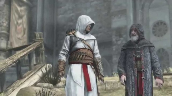 Should I Play Assassins Creed 2 Before Brotherhood Quora