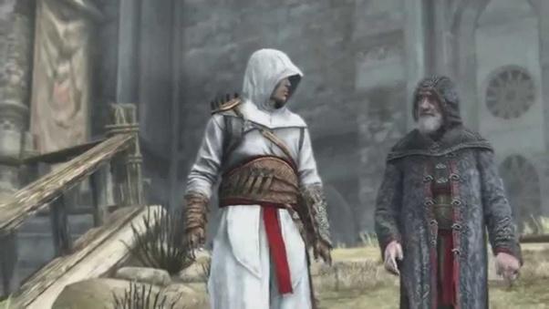 Should I Play Assassins Creed 2 Before Brotherhood Quora