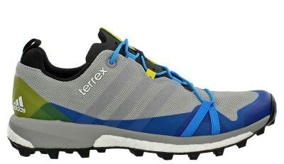 The Terrex Agravic is ideal for outdoor running at comparatively decent  speeds due to its continental rubber outsole which provides extraordinary  grip. b55ce7655
