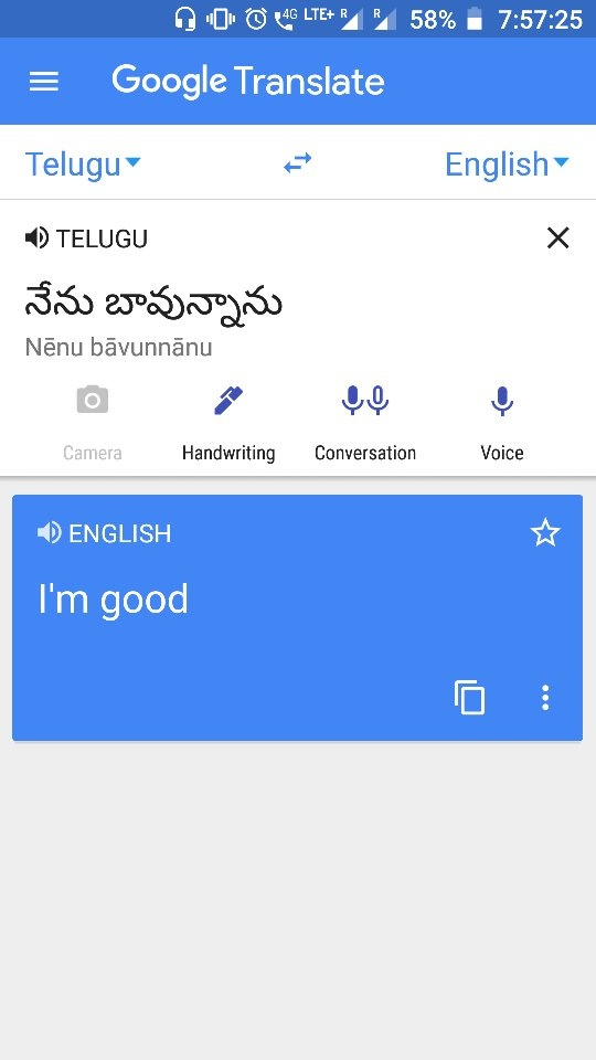 How to convert a Telugu text to Telugu voice or speech on a