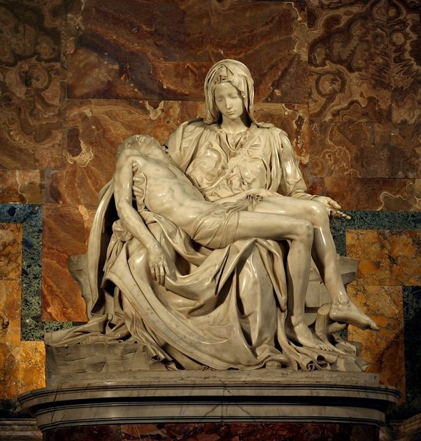 Michelangelo In His Lifetime Was So Famous That He Sometimes Known Not By One Name But Zero Names Simply As Il Divino The Divine