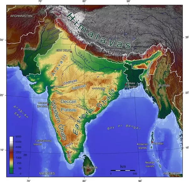 What is history of india after mahabharata and before mughals rule there were many names for the collective peninsular subcontinent surrounded by himalayas and karakoram arabian sea bay of bengal and indian ocean gumiabroncs Gallery