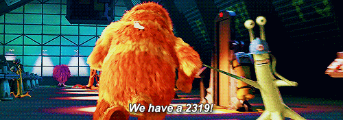Monsters Inc  (2001 movie): Why is a '2319' so named? - Quora