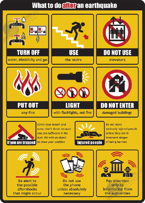 image source what to do in an earthquake