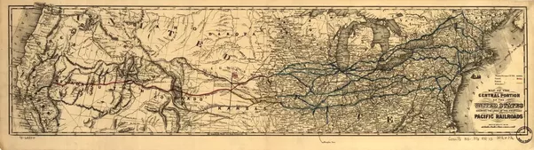 What are some facts on the Transcontinental Railroad? - Quora