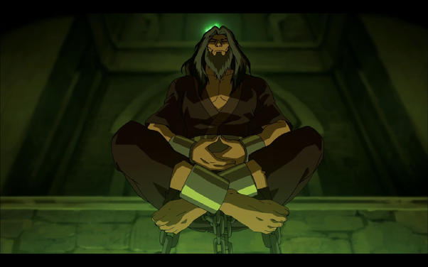which avatar the last airbender legend of korra character deserves