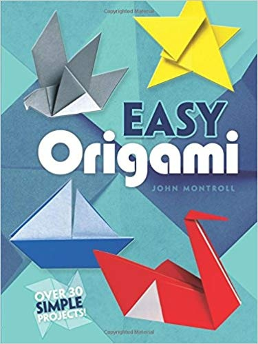 Where Can I Download Easy Origami Dover Origami Papercraft Over 30
