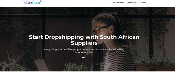 Where can I find dropshipping suppliers to South Africa with a