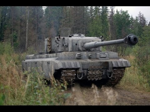 Was Fury the only movie to use a real Tiger I tank? - Quora