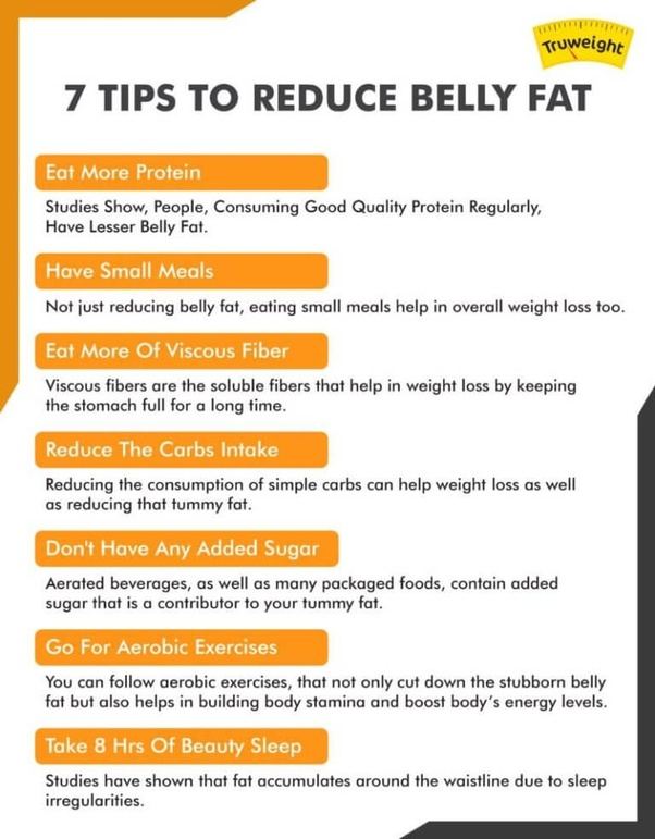 What Diet Should I Eat To Reduce Belly Fat Quora