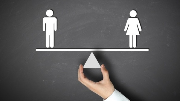 Gender equality dating reddit