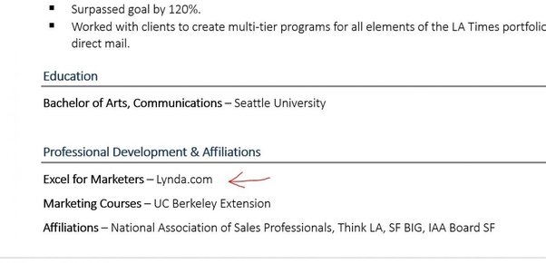 how to list moocs on resume  u2013 cover trending