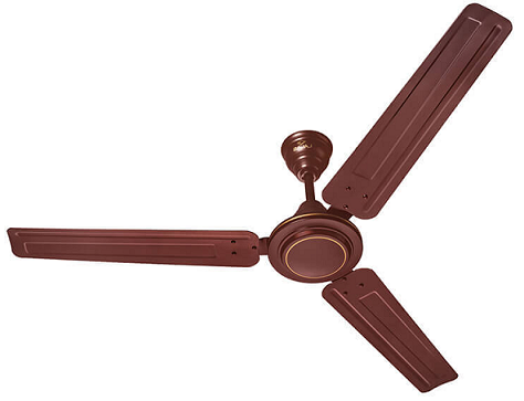 Which ceiling fan is good that has a rate up to rs1500 in india buy bajaj new crest lx 1200 mm brown ceiling fan on shopjajelectricals mozeypictures Images