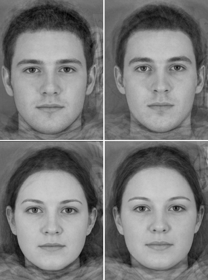 What does the face of a person reveal? Could you tell a person's