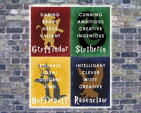 What do you think about this quote: Gryffindors will die