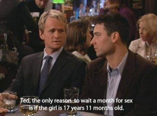 how i met your mother  tv series   what are some favourite