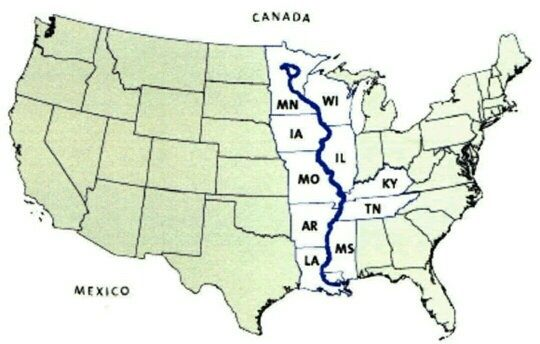 mississippi river system the highway of the western part of the confederate and united states Cruise ships to return to the mississippi river in of the north to the united states maritime western rivers because they formed part of the.