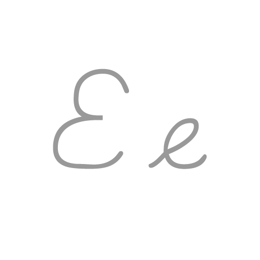 Is Writing The Letter E As A Backwards 3 Wrong To Do Quora