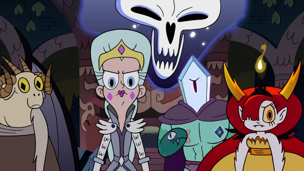 Picture From Disney Cartoon Star VS The Forces Of Evil