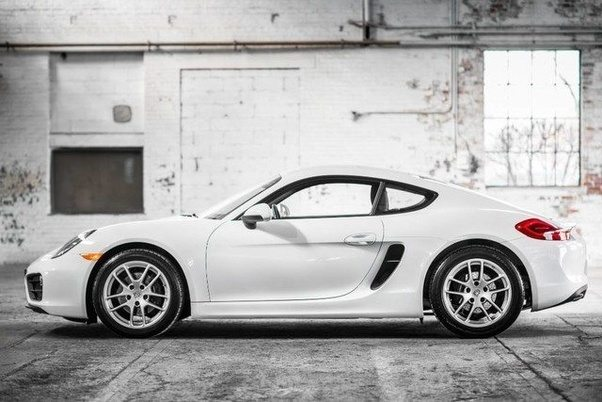 The Best Answer Is A Slightly Used Porsche Cayman (S):