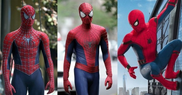 Which is the best actor that did the role of Spider-Man and