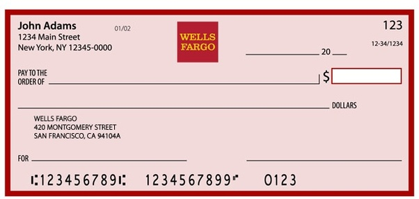 Wells Fargo Wiring Number - Wiring Diagram Article