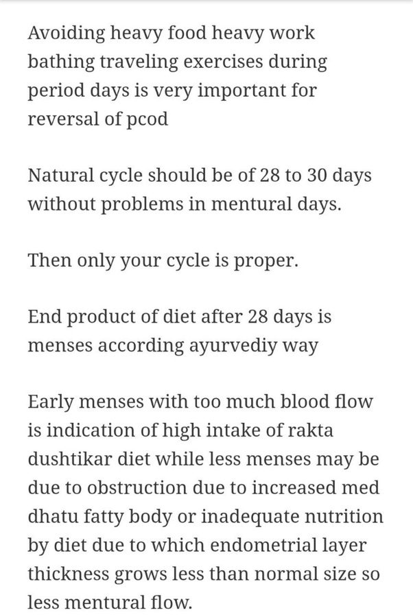 Why does my period last 2 days? - Quora