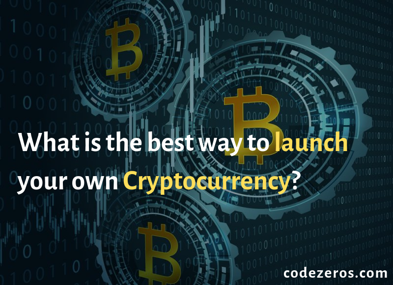 how to launch a crypto coin