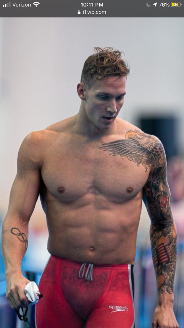 Is swimming a good way to build up muscles? - Quora