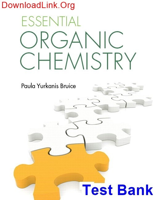 bruice organic chemistry 7th solutions manual