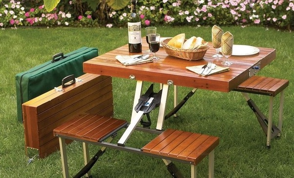 Choosing the Right Camping Table