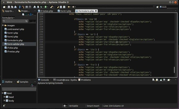 Which Is The Best Ide For Web Development Using Html Java