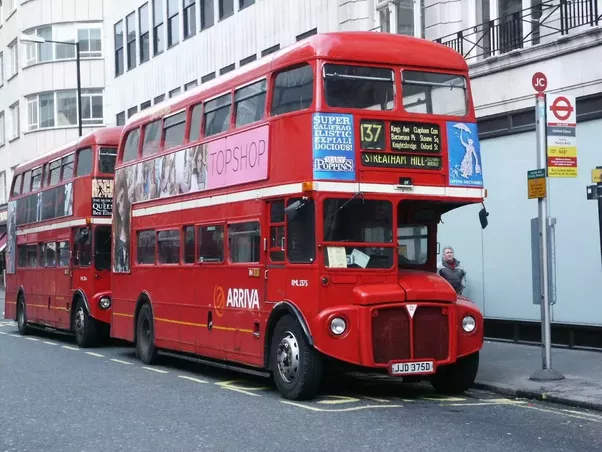 Are British School Buses Double Deckers Quora