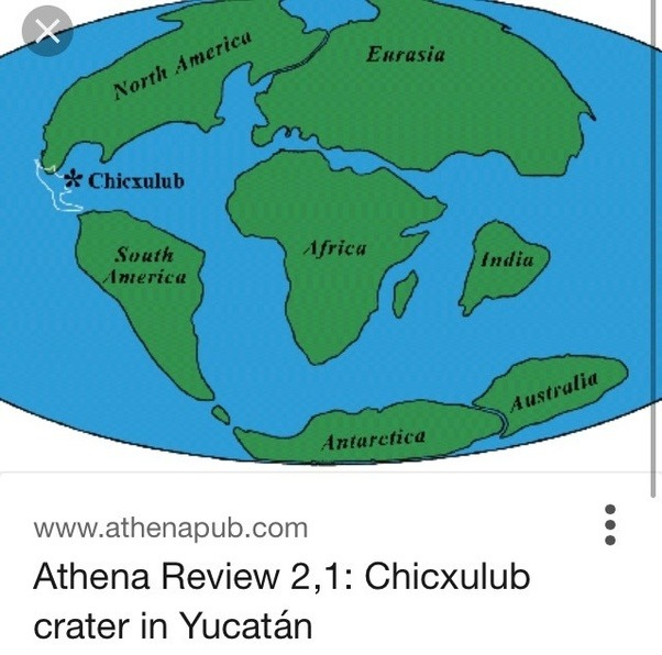 Geology is there a map of what the world looked like 65 million geology is there a map of what the world looked like 65 million years ago when the chicxulub meteor hit im interested in knowing were yucatan was in publicscrutiny Choice Image