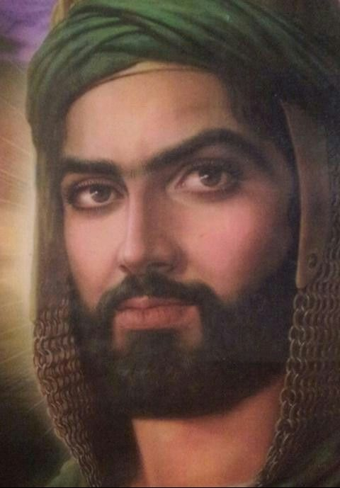 Do anyone have a picture or a drawing of Prophet Mohammed