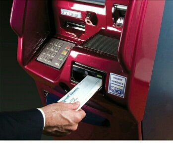 and then you choose deposit checks options menu then you deposit the check into the atm machine then the atm machine will print out for you a receipt with - Can You Deposit A Check To A Prepaid Card