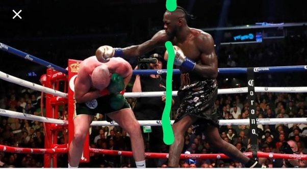 How can Deontay Wilder create so much power from his punches