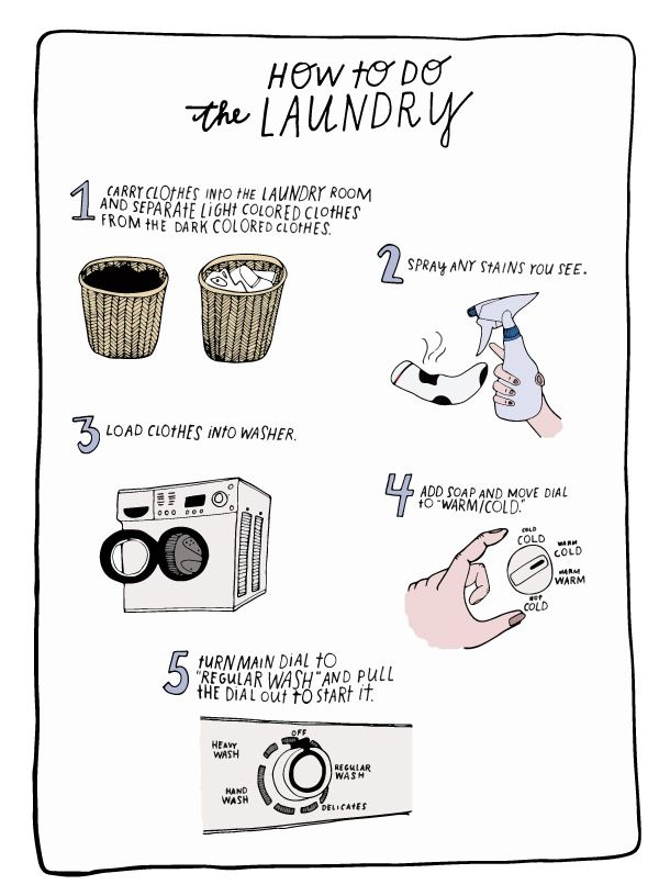 How Should You Wash Clothes Quora