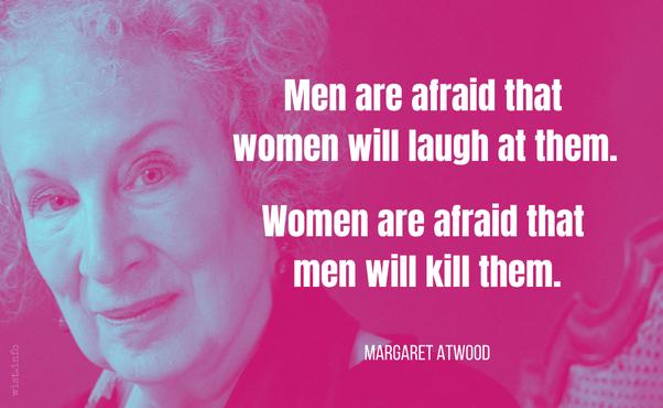 Men of women afraid Androphobia Fear