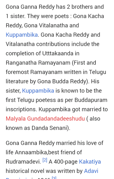 What are the historical roots of the Reddy community of Andhra