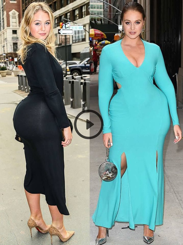 To men who prefer bigger and/or curvy women, what is the